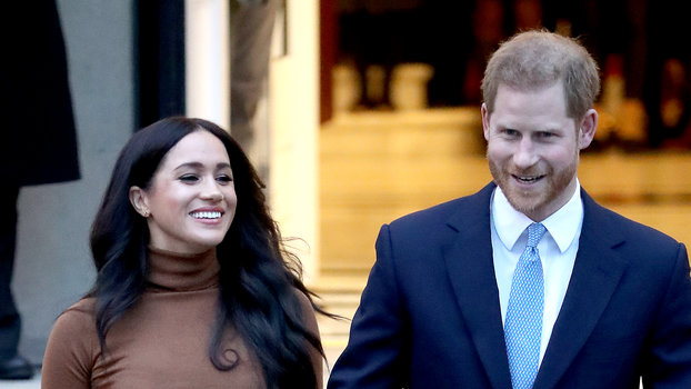 Meghan Markle and Prince Harry Have Officially Given Up Their Royal Titles