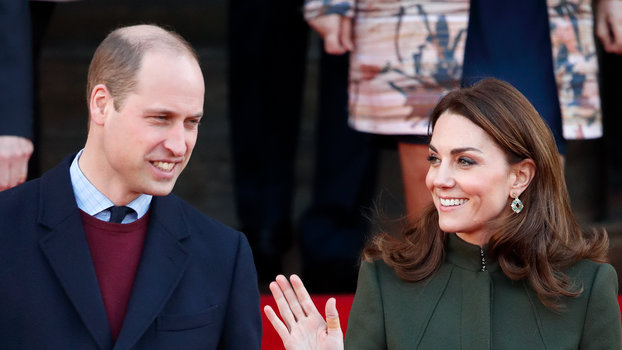 Kate Middleton and Prince William Made a Meaningful Appearance for Holocaust Memorial Day