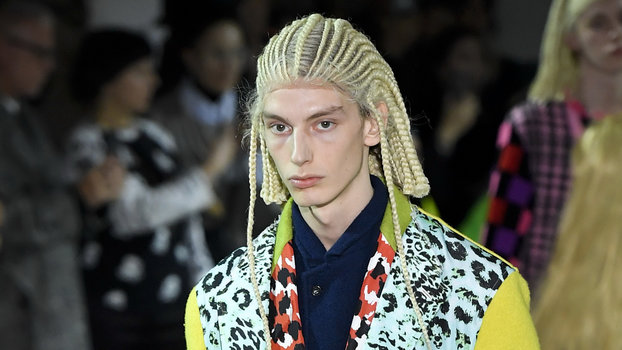 Comme des Garons Is Being Called Out for Cultural Appropriation on the Runway