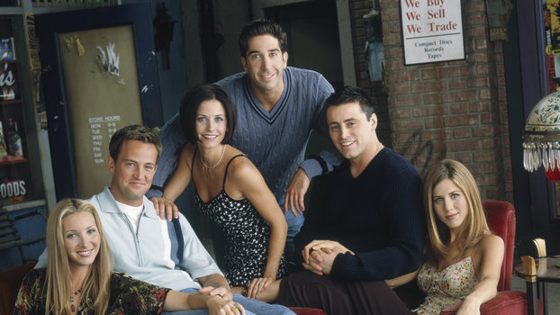 Jennifer Aniston Just Confirmed That TheFriendsReunion Is Officially Happening