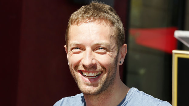 Chris Martin - Elvis Duran honored with the 2,603rd star on the Hollywood Walk of Fame