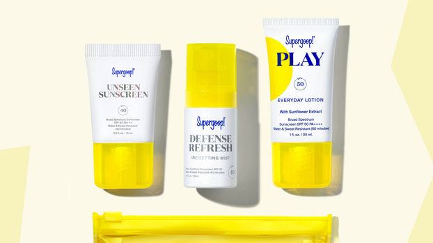 I'm Obsessed With This Sunscreen Kit That Gives You Three Products For the Price Of One