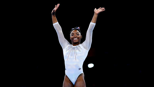 Simone Biles Will Never Change Her Hair for Anybody — Especially the Trolls