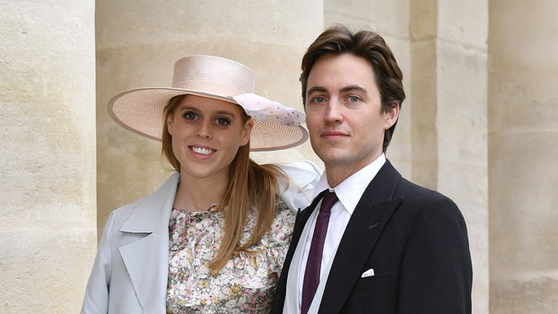 Princess Beatrice's Fiancé Makes Royal History with His Best Man Choice