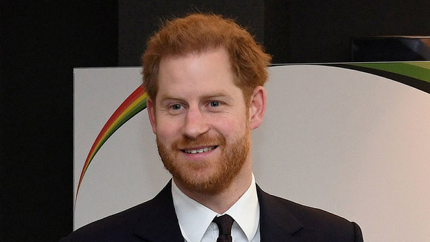 Prince Harry Was Spotted Doing a Normal Person Errand