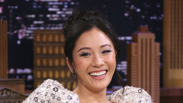 "Constance Wu Worked at a Strip Club to ""Study"" for Hustlers"