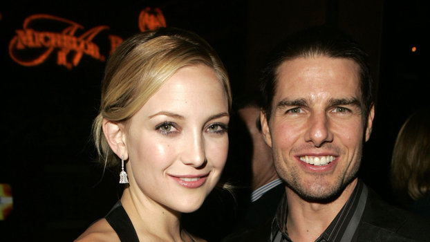 Kate Hudson Has a Wild Story About Tom Cruise Crashing Her Party