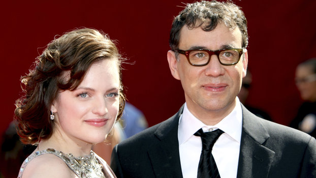 "Elisabeth Moss and Fred Armisen Both Agree That He's a ""Terrible"" Husband"