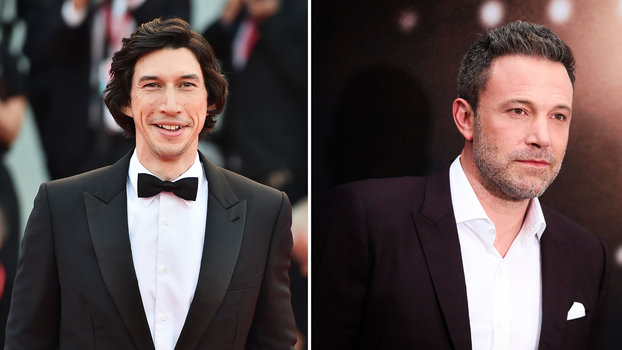 Ben Affleck Just Proved That Adam Driver Is Even Hotter Than We Thought