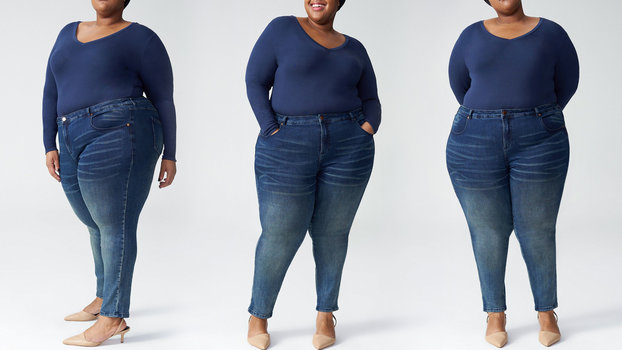 "This Size-Inclusive Brand Makes ""Magic"" Jeans, and They're All on Sale"