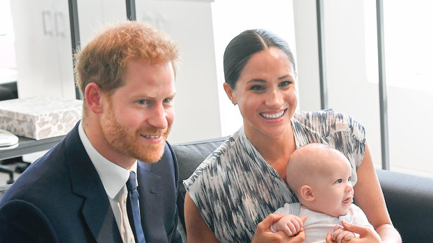 Prince Harry and Meghan Markle Revealed the Name of Their Non-Profit