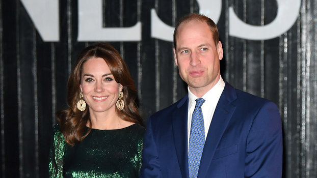 Kate Middleton Prince William Bingo Zoom