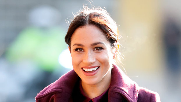 Meghan Markle Zoom Call Necklace
