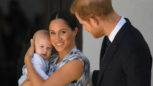 Prince Harry, Meghan Markle, and Archie Visit South Africa