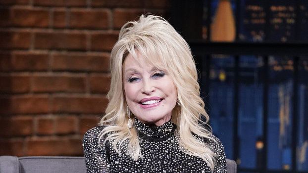 Dolly Parton Time Talks Feminism