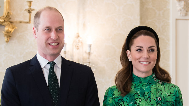 The Meaning Behind Kate Middleton and Prince William's Zoom Name