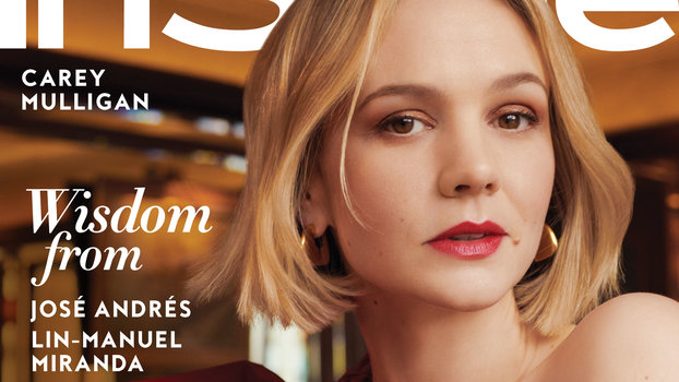 InStyle Carey Mulligan June Cover