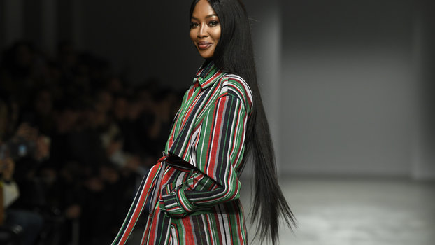 Naomi Campbell's Most Iconic Runway Moments from 1988 to 2020