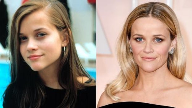 Reese Witherspoon's Transformation