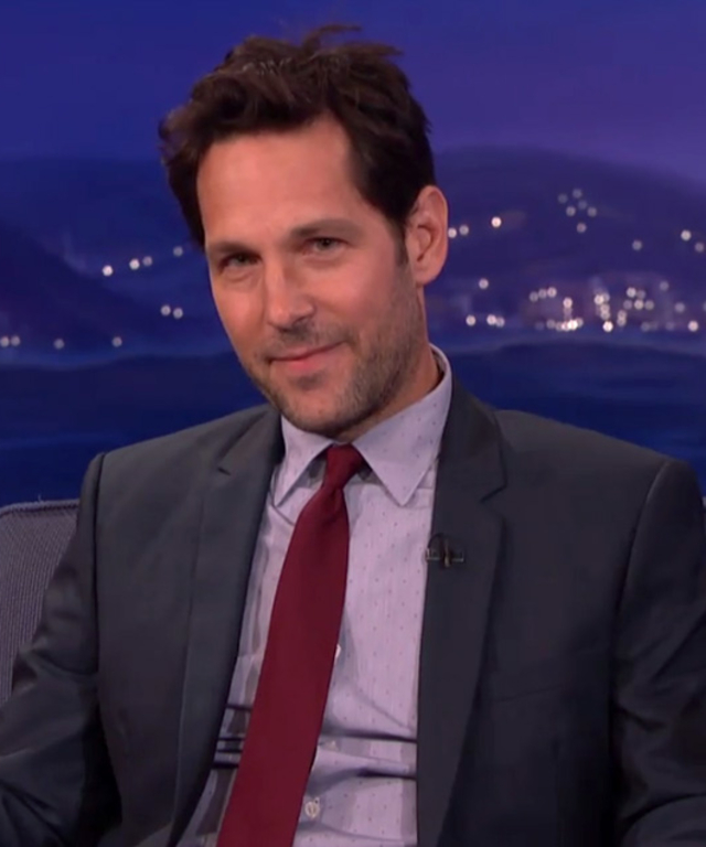 Paul Rudd on Conan