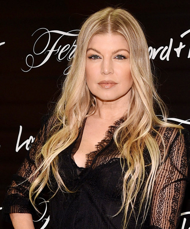 NEW YORK, NY - OCTOBER 15: Fergie makes a appearance for Fergie Footwear at Lord & Taylor on October 15, 2015 in New York City. (Photo by Bryan Bedder/Getty Images for Lord & Taylor)