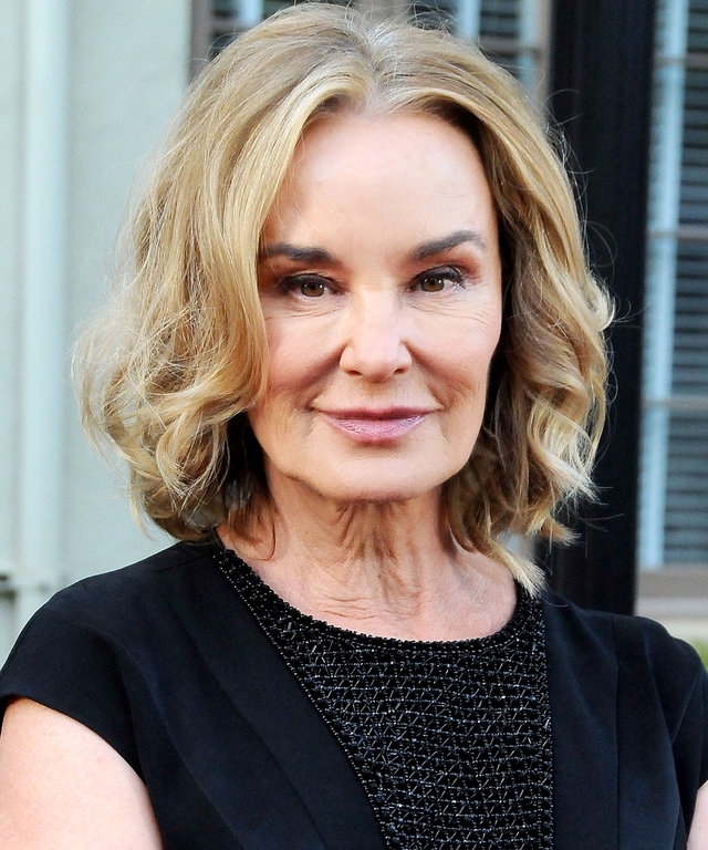 LOS ANGELES, CA - JUNE 11: Actress Jessica Lange attends FX's 'American Horror Story: Freakshow' FYC special screening and Q&A at Paramount Studios on June 11, 2015 in Los Angeles, California. (Photo by Barry King/FilmMagic)