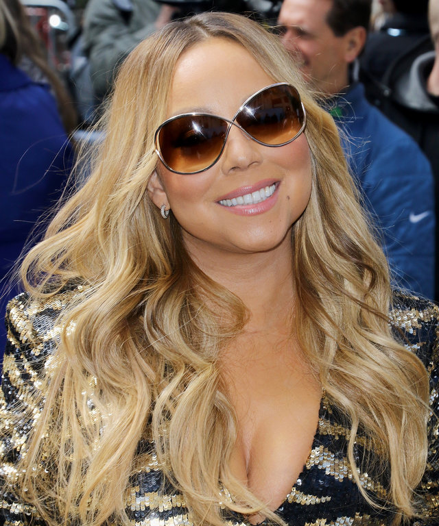 NEW YORK, NY - MAY 16: Singer/songwriter Mariah Carey attends the 2016 NBCUNIVERSAL Upfront at Radio City Music Hall on May 16, 2016 in New York City. (Photo by Jim Spellman/WireImage)