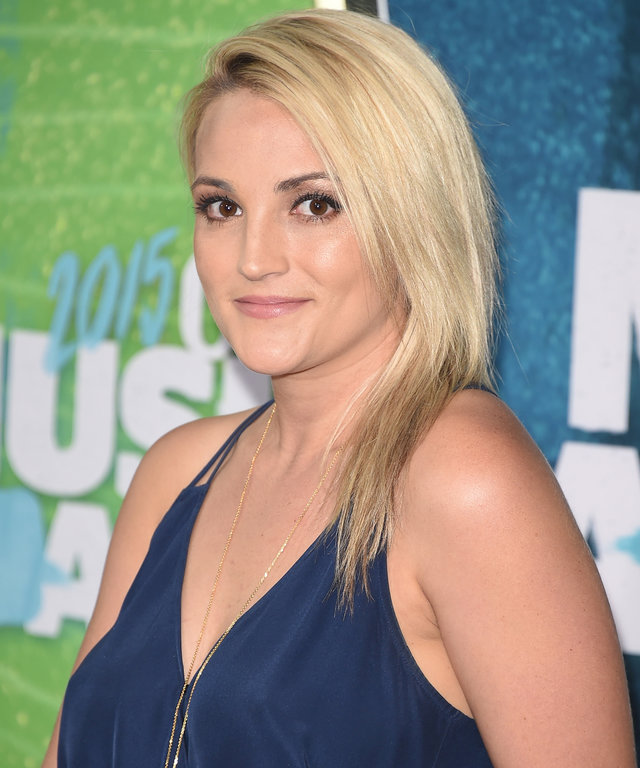 NASHVILLE, TN - JUNE 10:  Jamie Lynn Spears attends the 2015 CMT Music awards at the Bridgestone Arena on June 10, 2015 in Nashville, Tennessee.  (Photo by Jason Merritt/Getty Images)