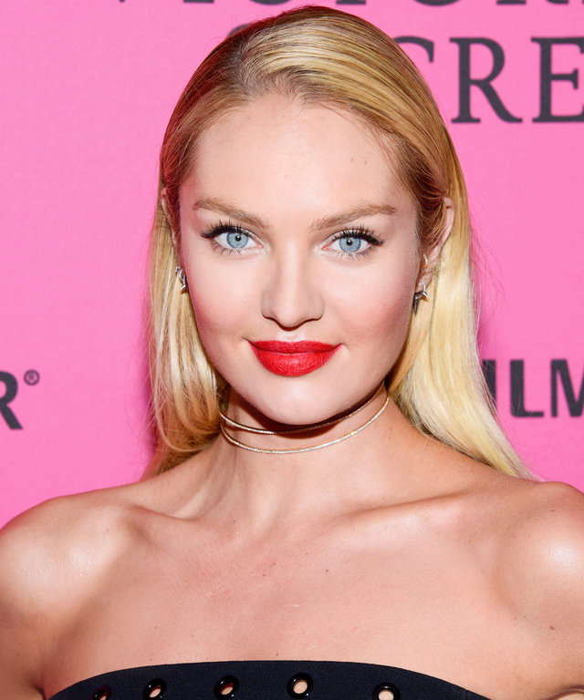 NEW YORK, NY - NOVEMBER 10:  Candice Swanepoel attends the 2015 Victoria's Secret Fashion After Party at TAO Downtown on November 10, 2015 in New York City.  (Photo by Grant Lamos IV/Getty Images)