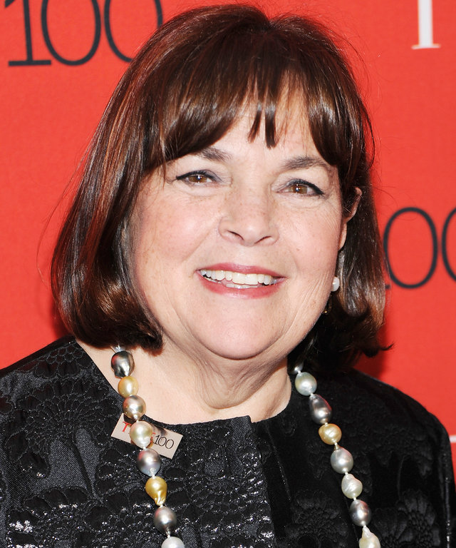 NEW YORK, NY - APRIL 21:  Ina Garten attends the 2015 Time 100 Gala at Frederick P. Rose Hall, Jazz at Lincoln Center on April 21, 2015 in New York City.  (Photo by Andrew Toth/FilmMagic)