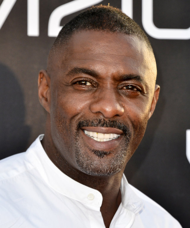 SAN DIEGO, CA - JULY 20: Idris Elba attends the premiere of Paramount Pictures' Star Trek Beyond at Embarcadero Marina Park South on July 20, 2016 in San Diego, California. (Photo by Araya Diaz/WireImage)