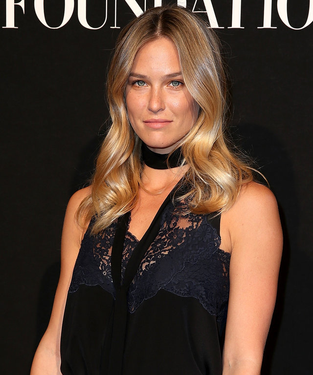 PARIS, FRANCE - JULY 06:  Bar Refaeli attends the Vogue Paris Foundation Gala at Palais Galliera on July 6, 2015 in Paris, France.  (Photo by Pierre Suu/WireImage)