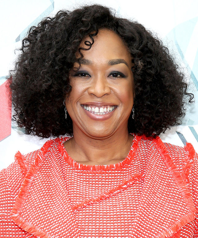 PHILADELPHIA, PA - JULY 27: Producer and writter Shonda Rhimes attends EMILY's List Breaking Through 2016 at the Democratic National Convention at Kimmel Center for the Performing Arts on July 27, 2016 in Philadelphia, Pennsylvania.