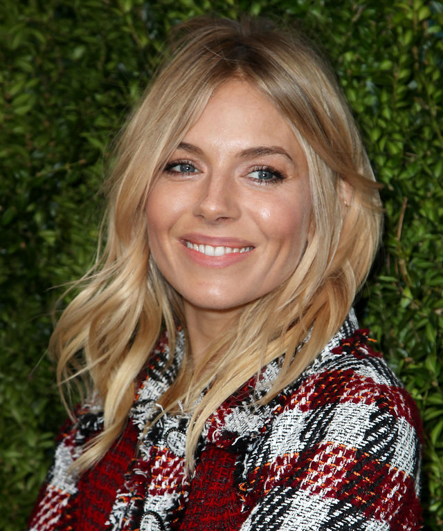 Sienna Miller Through Her Lens: The Tribeca Chanel Women's Filmmaker Program Luncheon, New York, USA - 25 Oct 2016