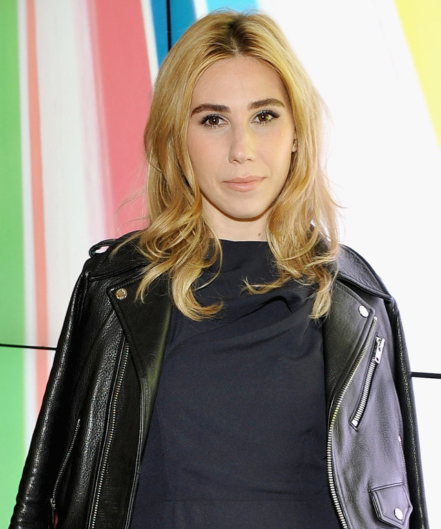 BEVERLY HILLS, CA - DECEMBER 06:  Actress Zosia Mamet attends Dior Lady Art Los Angeles Pop-up Boutique Opening Event on December 6, 2016 in Beverly Hills, California.  (Photo by Donato Sardella/Getty Images for Dior)
