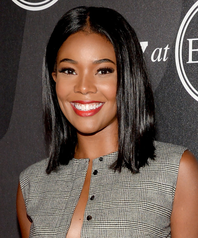LOS ANGELES, CA - JULY 12:  Actress Gabrielle Union at the BODY at ESPYS Event on July 12th at Avalon Hollywood.  (Photo by Michael Kovac/Getty Images for ESPN)