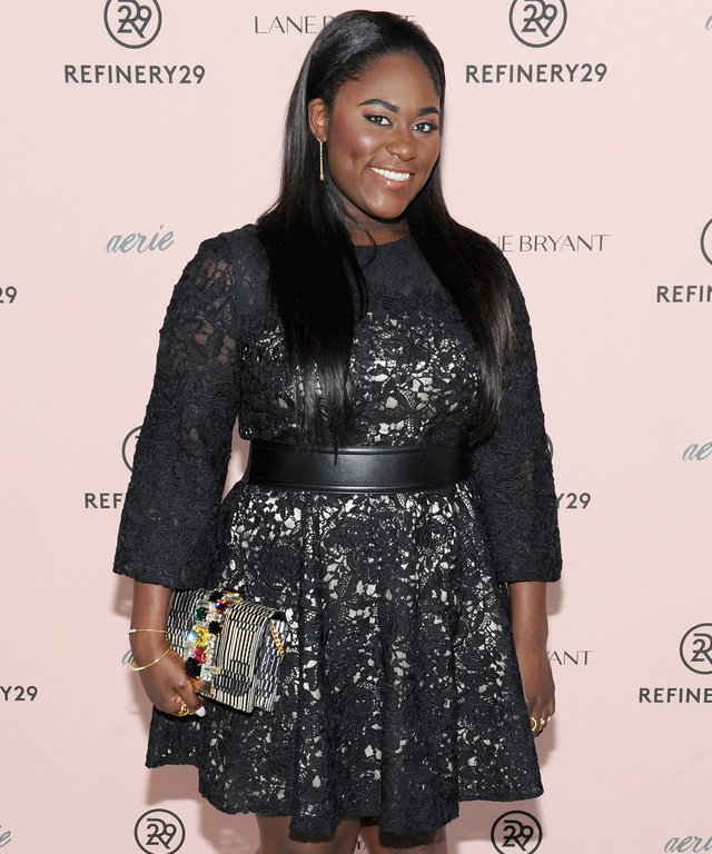 NEW YORK, NY - OCTOBER 26: Actress Danielle Brooks attends Refinery29's Every Beautiful Body Symposium at Brookfield Place on October 26, 2016 in New York City. (Photo by Craig Barritt/Getty Images for Refinery29)