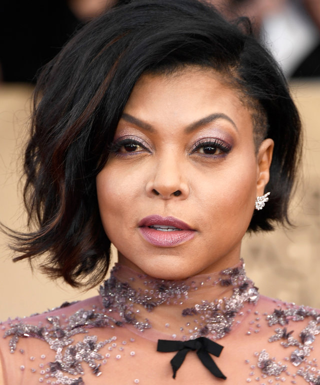 LOS ANGELES, CA - JANUARY 29:  Actor Taraji P. Henson attends The 23rd Annual Screen Actors Guild Awards at The Shrine Auditorium on January 29, 2017 in Los Angeles, California. 26592_008  (Photo by Frazer Harrison/Getty Images)