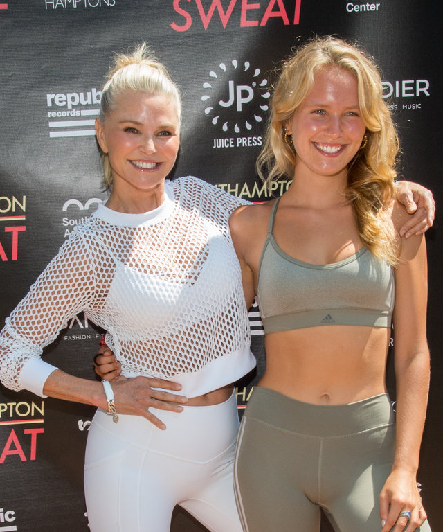 Sailor and Christie Brinkley lead