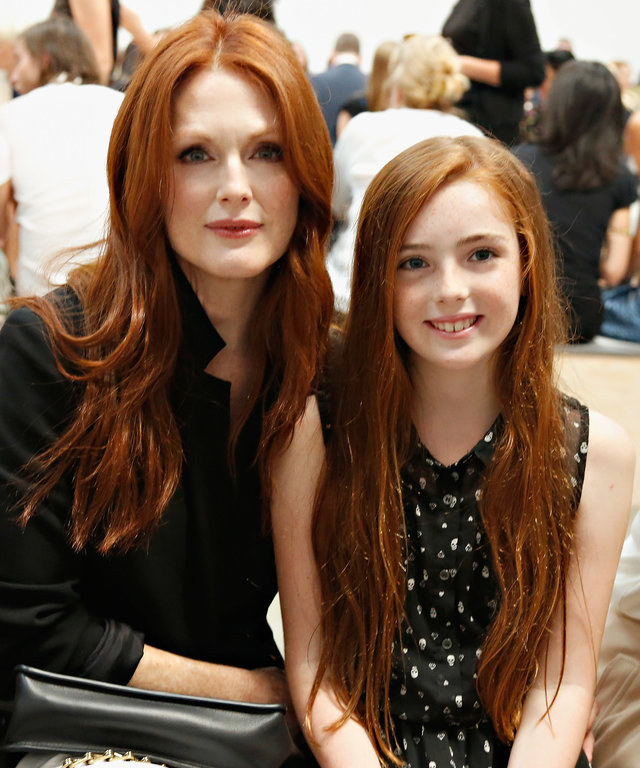Julianne Moore lead