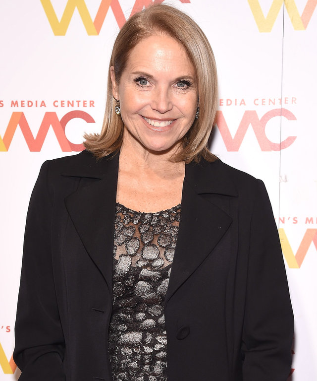 Katie Couric lead