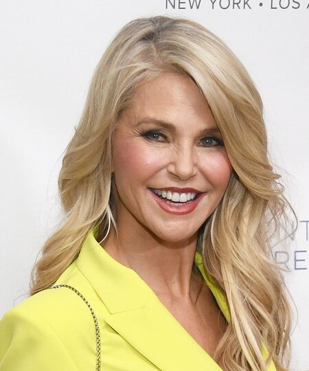 835a30f22a74 Christie Brinkley | InStyle.com