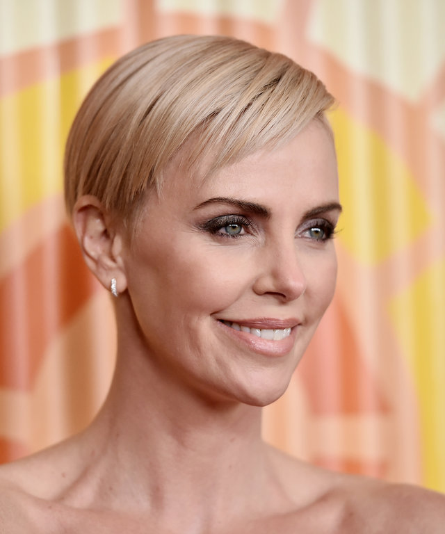 Charlize Theron's Africa Outreach Project Fundraiser