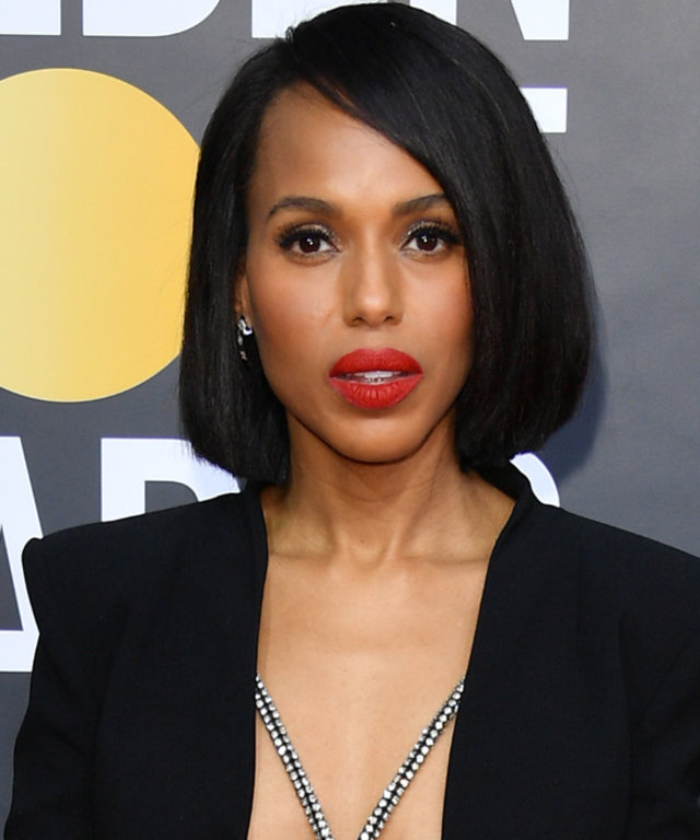 Kerry Washington Altuzarra Golden Globes Look