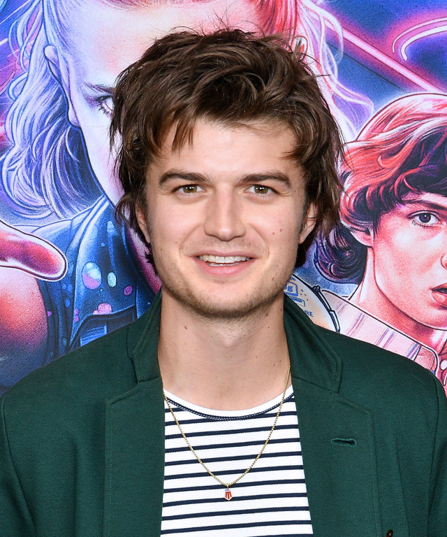 Joe Keery Stranger Things Season 3 Premiere