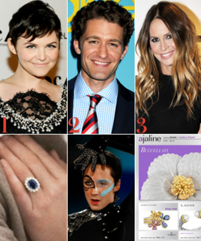 Ginnifer Goodwin Engaged
