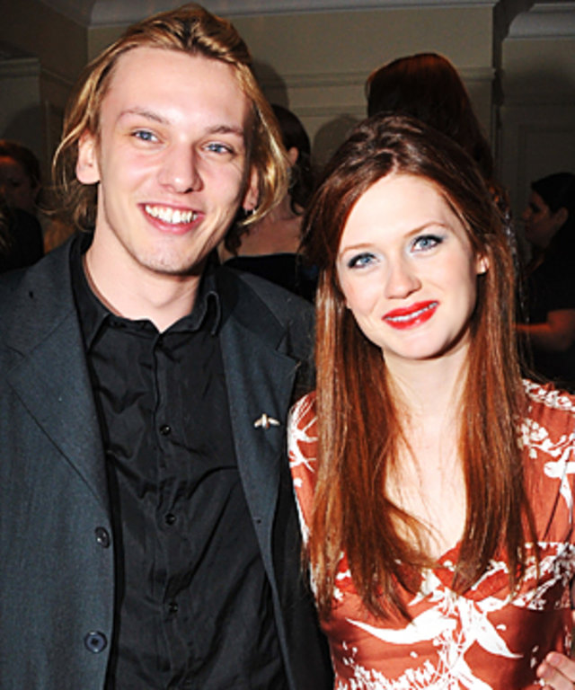 Jamie Campbell Brown, Bonnie Wright