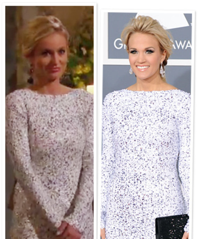 The Bachelorette, Emily Maynard, Carrie Underwood