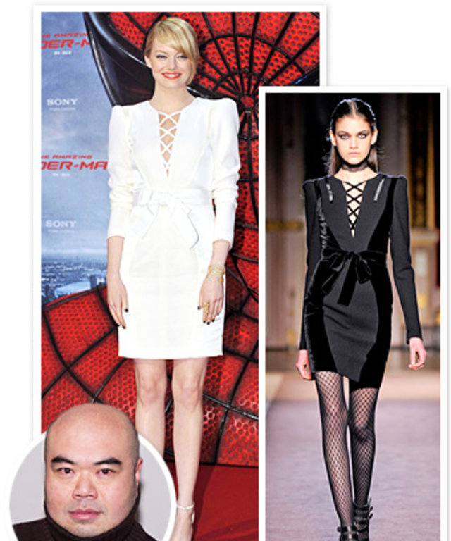Emma Stone Andrew Gn