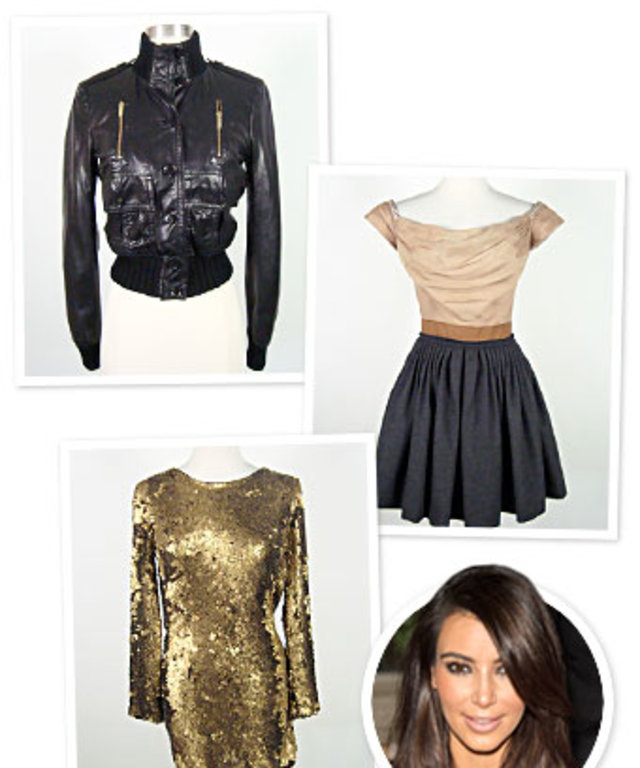 Kim Kardashian S Old Clothes Now On Sale How To Shop Instyle